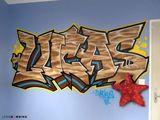 Imprimer le dessin en couleurs : Lucas, numéro 8fcf937b