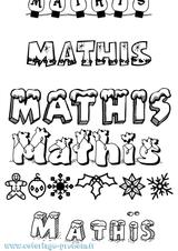 Imprimer le coloriage : Mathis, numéro 29527e7a