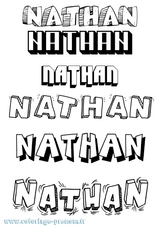 Imprimer le coloriage : Nathan, numéro 1ce50a3f