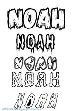 Imprimer le coloriage : Noah, numéro 1da4747c