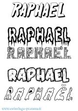 Imprimer le coloriage : Raphaël, numéro 473f8984