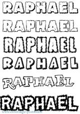 Imprimer le coloriage : Raphaël, numéro 8c42264
