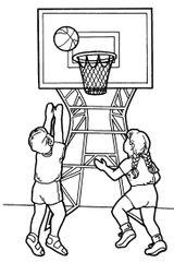 Imprimer le coloriage : Sports, numéro 459784