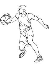 Imprimer le coloriage : Sports, numéro 469807