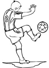 Imprimer le dessin en couleurs : Sports, numéro 493195