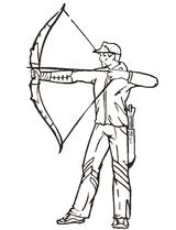 Imprimer le dessin en couleurs : Sports, numéro 497410