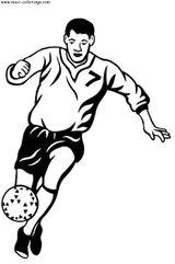 Imprimer le coloriage : Sports, numéro 501361