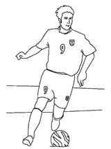 Imprimer le coloriage : Sports, numéro 574969