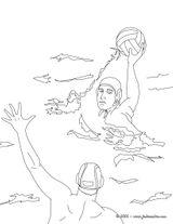 Imprimer le coloriage : Sports, numéro 687e2cc7