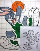 Imprimer le dessin en couleurs : Basketball, numéro 564027