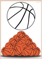 Imprimer le dessin en couleurs : Basketball, numéro 567504