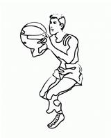Imprimer le dessin en couleurs : Basketball, numéro 671128