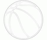 Imprimer le dessin en couleurs : Basketball, numéro 689714