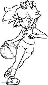 Imprimer le coloriage : Basketball, numéro 7cab0cbe