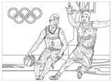 Imprimer le coloriage : Basketball, numéro cfe4ff2d