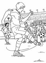 Imprimer le coloriage : Football, numéro 459837