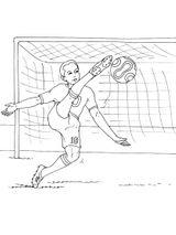 Imprimer le coloriage : Football, numéro 459865