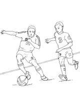 Imprimer le coloriage : Football numéro 459874