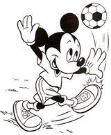 Imprimer le dessin en couleurs : Football, numéro 464596