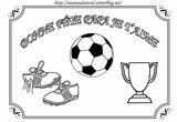Imprimer le coloriage : Football numéro 469818