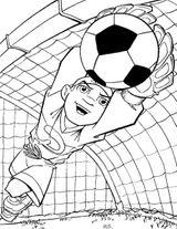 Imprimer le coloriage : Football, numéro 469819