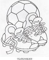 Imprimer le dessin en couleurs : Football, numéro 509447