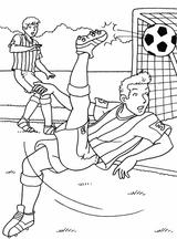 Imprimer le coloriage : Football, numéro 758766