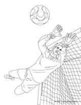 Imprimer le coloriage : Football, numéro f62d4b2f