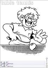 Imprimer le dessin en couleurs : Tennis, numéro 464575