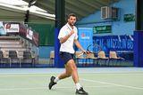 Imprimer le dessin en couleurs : Tennis, numéro 5212db7a