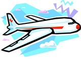 Imprimer le dessin en couleurs : Avion, numéro 22182