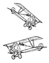Imprimer le coloriage : Avion, numéro 3599