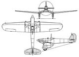 Imprimer le coloriage : Avion, numéro 676653