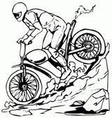 Imprimer le coloriage : Moto, numéro 3a993e0d
