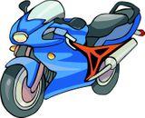 Imprimer le dessin en couleurs : Moto, numéro 476361