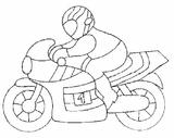 Imprimer le coloriage : Moto, numéro 529