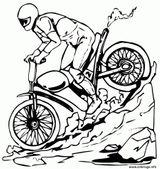 Imprimer le coloriage : Moto, numéro 5c8fafde