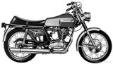 Imprimer le coloriage : Ducati, numéro 237641