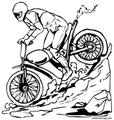Imprimer le coloriage : Ducati, numéro a8a527ad