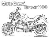 Imprimer le coloriage : Guzzi, numéro 27c97659