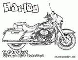 Imprimer le coloriage : Harley-Davidson, numéro 767f02a