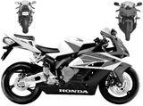 Imprimer le coloriage : Honda, numéro 237629