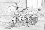 Imprimer le coloriage : Kawasaki, numéro 237706