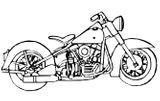 Imprimer le coloriage : Kawasaki, numéro 315517