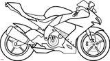 Imprimer le coloriage : Kawasaki, numéro c80034f6