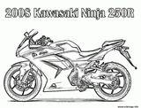 Imprimer le coloriage : Kawasaki, numéro cd2a3e49