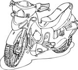 Imprimer le coloriage : Suzuki, numéro c6a1d8ae
