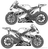 Imprimer le coloriage : Yamaha, numéro 237770