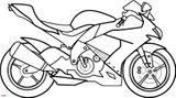 Imprimer le coloriage : Yamaha, numéro 2c108345