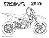 Imprimer le coloriage : Yamaha, numéro fad20701